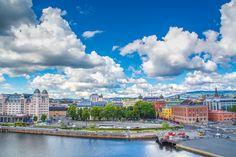 Harbor Oslo, Norway