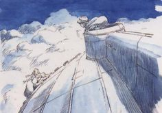 Animation Tidbits | Castle in the Sky