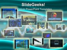 Business Information Internet PowerPoint Templates And PowerPoint Backgrounds 0511 #PowerPoint #Templates #Themes #Background
