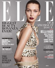 Candice Huffine just landed the cover of American Elle, and she wrote the most inspiring message about it.