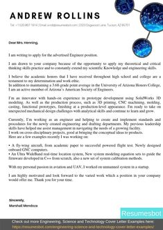 Want to create or improve your Engineer Cover Letter Example? ⚡ ATS-friendly Bot helps You ⏩ Use free Engineer Cover Letter Examples ✅ PDF ✅ MS Word ✅ Text Format Cover Letter Layout, Best Cover Letter, Job Cover Letter, Writing A Cover Letter, Cover Letter Example, Cover Letter For Resume, Cover Letter Template, Letter Templates, Personal Reference Letter