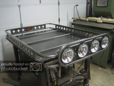 Roof racks (DIY), lets see them! - Page 2 - : and Off-Road Forum Grand Vitara, Truck Roof Rack, Jeep Xj Roof Rack, Jeep Ika, Accessoires 4x4, Kombi Pick Up, Pajero, Roof Basket, Transporter T3