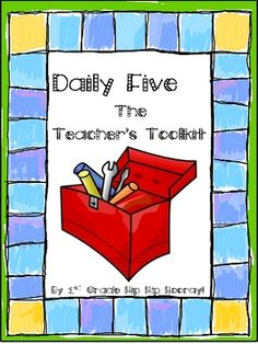 Daily five toolkit