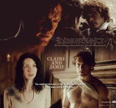 """Beatriz76 @Bea_triz_76 Last one :) """"It has always been forever for me, Sassenach"""" #Outlander"""