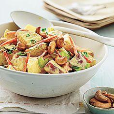 Curried Potato Salad   CookingLight.com