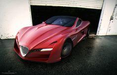 Alfa Romeo 12C GTS concept by Ugur Sahin Photos - Autoblog Japan