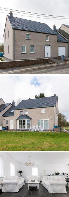 Nouvelle construction u2022 maison classique u2022 wwwthomas-pironbe