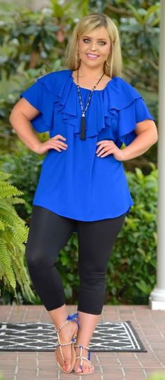4a7cb0b3388f4 Perfectly Priscilla Boutique is the leading provider of women's trendy plus  size clothing online. Our