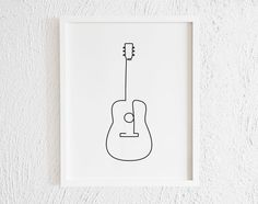 Excited to share this item from my shop: Lightbulb Doodle Print. Printable Minimalist Light bulb Drawing Interior Home Decor. One Line Electric Light Illustration Wall Art. Guitar Doodle, Guitar Drawing, Music Doodle, Pencil Art Drawings, Easy Drawings, Drawing Sketches, Music Drawings, Doodle Drawings, Simple Doodles Drawings