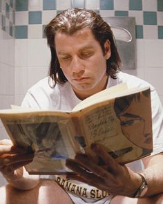 Vincent Vega, Pulp Fiction.