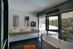 Bathroom -7 chalet interior design Haute Savoie bathroom 580