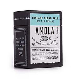 Amola Salt packaging