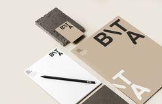 BTA Architecture Studio by Griselda Martí http://mindsparklemag.com/design/bta-architecture-studio/