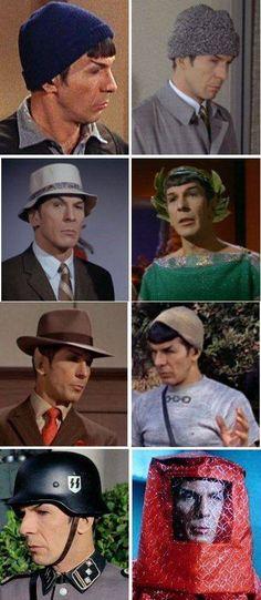 Spocks!