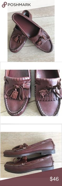 e4cdede13d3 Dexter Womens Slip On Shoes Loafers Tassel Dexter Womens Slip On Shoes  Loafers Tassel Kiltie Size