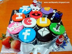 creative cupcakes designs - Google Search