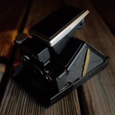 Why is this Polaroid camera so special?   To celebrate the rare occasion of 10,000th SLR670 sold, for the very first time, we introduce a special edition of SLR670-S. When black meets gold; when timeless meets timeless.    Amateur or professional, SLR670-S Noir lets you shoot easily anywhere, anytime. You can control the shutter speed of your camera. Capture the moment and keep forever.   (Photo: @icemanbaldy | SLR670-S Noir)
