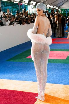 The Designer of Rihanna's Slinky CFDA Gown Bares All