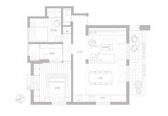 Galería - Rediseño Apartamento Bauhaus / Studio Raanan Stern Architect - 18