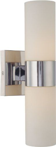 Minka Lavery 6212-77 Wall Sconces Reversible Glass Wall Vanity Lighting, 2 Light, 120 Watts, Chrome Minka Lavery http://www.amazon.com/dp/B002GY7K06/ref=cm_sw_r_pi_dp_rCiXub1BJKSDQ