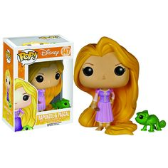 JMD Retail - Tangled POP! Rapunzel & Pascal