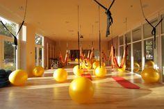 PBS bewegingsstudio van Vitality Hotel Punta