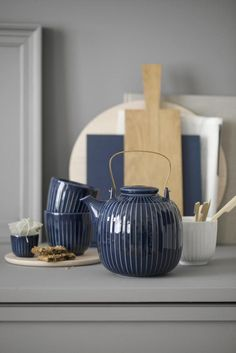 my scandinavian home: Embracing the winter blues - Danish style with Kähler design