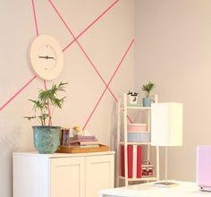 SmallBudgetDiva | Washi Tape | 15 idee per decorare in modo economico | http://www.smallbudgetdiva.com