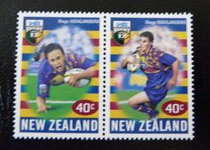Vanuatu, Commonwealth, Postage Stamps, Rugby, New Zealand, Baseball Cards, Illustration, Blog, Check