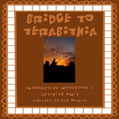 bridge to terabithia novel guide pdf