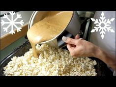 Home Made Caramel Corn & Don't Shoot Yourself in the eye with PEPPER SPR...