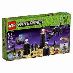 #Minecraft #LEGO - What a nice Birthday Gift Idea!