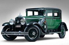 Subastarán el primer carro de Al Capone