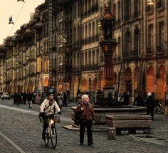 Bern by thamer saad, via 500px