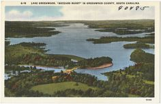 "Lake Greenwood, ""Buzzard Roost"" in Greenwood County, South Carolina by Boston Public Library, via Flickr"