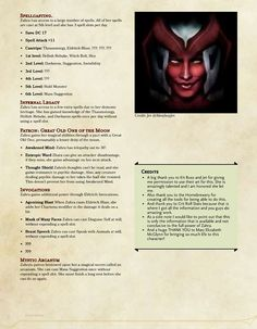 Joshua Miller on Character Sheet, Character Concept, Eldritch Blast, Dnd Stats, Critical Role Characters, Dungeons And Dragons 5e, Dnd Classes, Dungeon Master's Guide, Dnd 5e Homebrew
