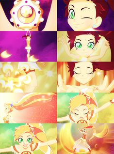 Auriana, Princess of Volta!<<<She has become my personal favorite