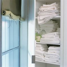 Utility room storage, gonna do the curtains!