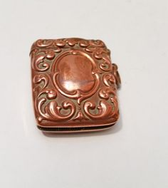 Copper Art, Antique Copper, Art Nouveau, Arts And Crafts Movement, Vintage Items, This Or That Questions, Antiques, Etsy, Baby Born