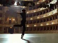 Say what you will about male ballet dancers, but Mikhail is strong, gracefull and HOT is this scene!!
