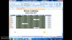 Josef Cvrček - Excel pro každodenní použití - 2.3. Pc Mouse, Periodic Table, Internet, Website, Ds, Youtube, Notebook, Periodic Table Chart, Periotic Table