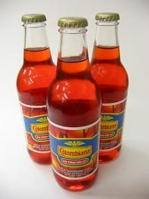 Colombiana Soda. The best drink ever!