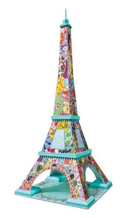 Ravensburger – 12567 – Puzzle – Tour Eiffel Tula Moon – 216 Pièces | Your #1 Source for Toys and Games