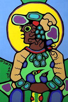 First Nation Artists Native American Fashion, Native American Art, Cultural Crafts, Woodland Art, Indigenous Art, Canadian Artists, Aboriginal Art, Native Art, Felt Art