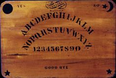 Ouija board - Make magic happen