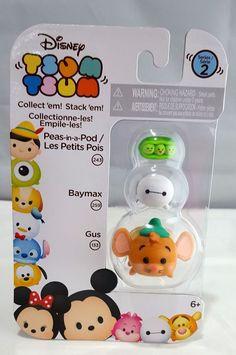 Authentic Disney Tsum Tsum Stack Vinyl Pascal SMALL Figure