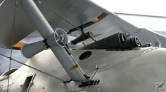Some more detail photos of the Sopwith Snipe - The Vintage Aviator