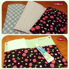 Peça útil, fofa e recheada de bem querer: kit escovação. ♡ www.patcoutinho.com.br ♡ www.facebook.com/ateliepatcoutinho
