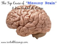 """The Top Cause of """"Mommy Brain"""" and how to rid yourself of its' curse"""
