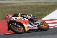 """MotoGP - Márquez: """"Não foi um dos meus melhores dias"""""""